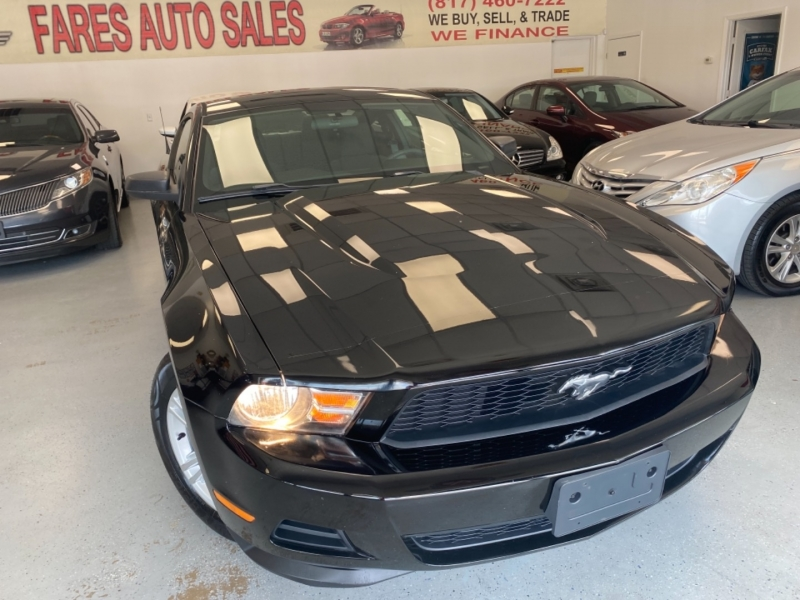 Ford Mustang 2012 price $14,498