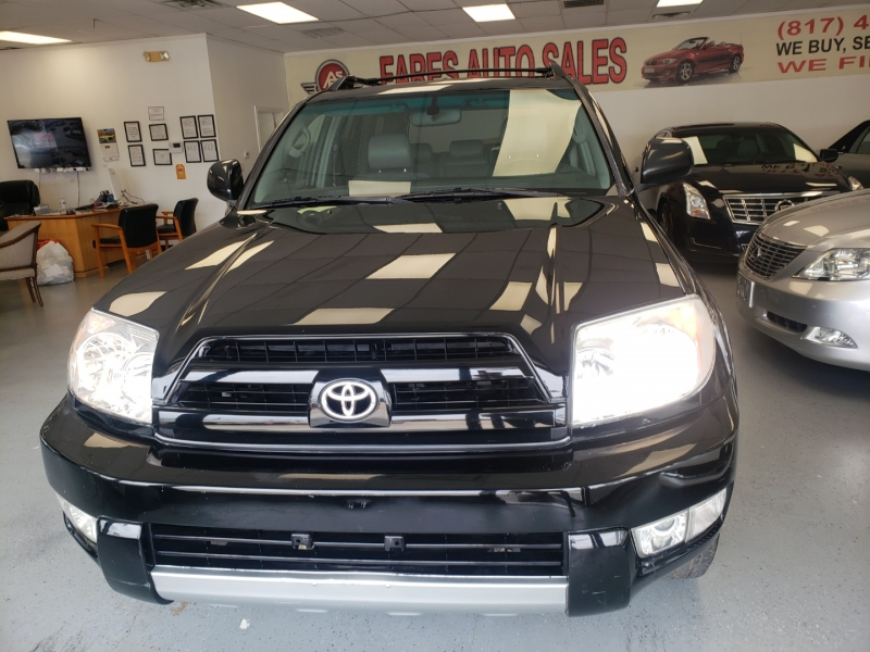 Toyota 4Runner 2004 price $10,498