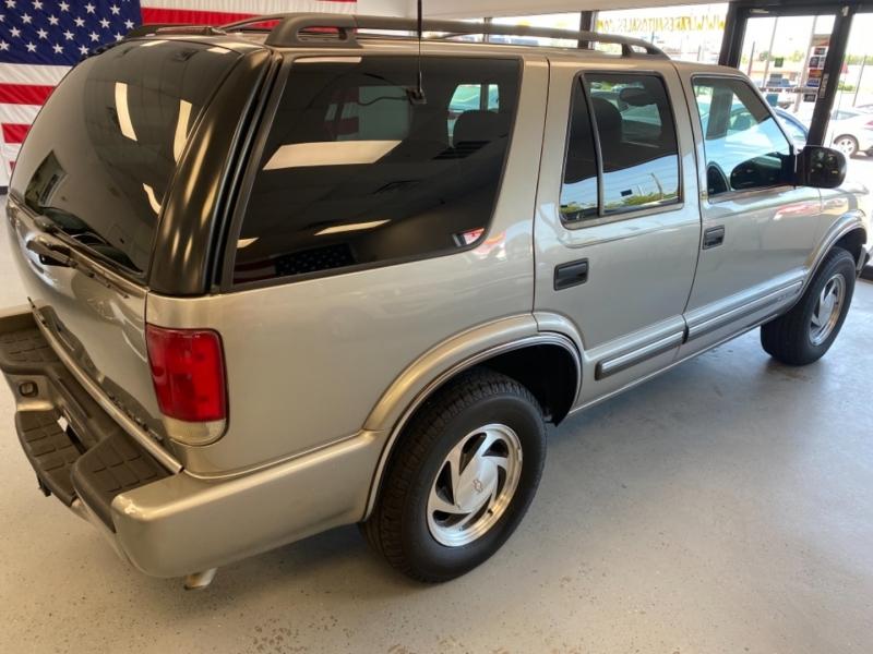 Chevrolet Blazer 2001 price $6,498