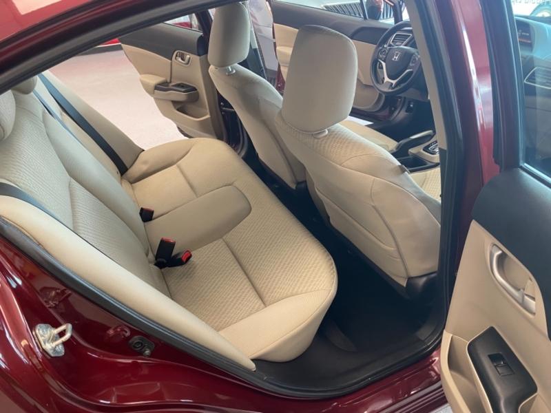 Honda Civic Sedan 2014 price $12,998