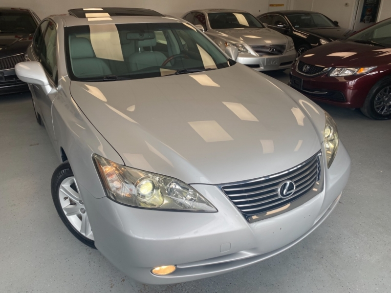 Lexus ES 350 2007 price $11,498
