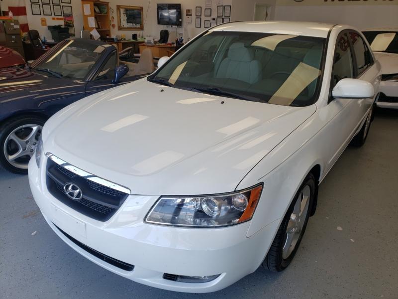 Hyundai Sonata 2007 price $7,998