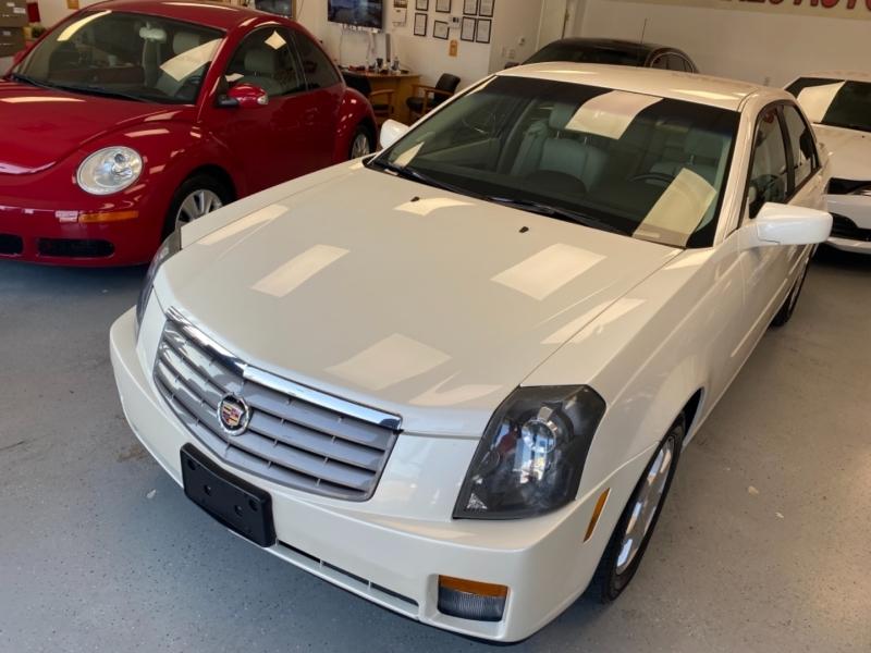Cadillac CTS 2004 price $10,998