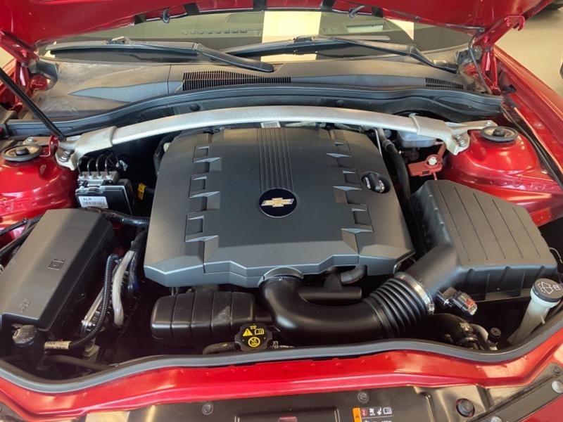 Chevrolet Camaro 2013 price $16,498