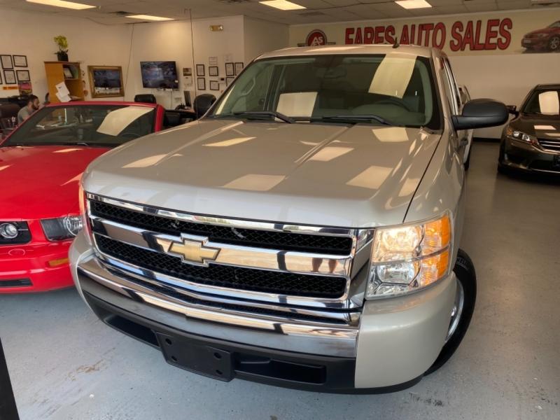 Chevrolet Silverado 1500 2008 price $16,498