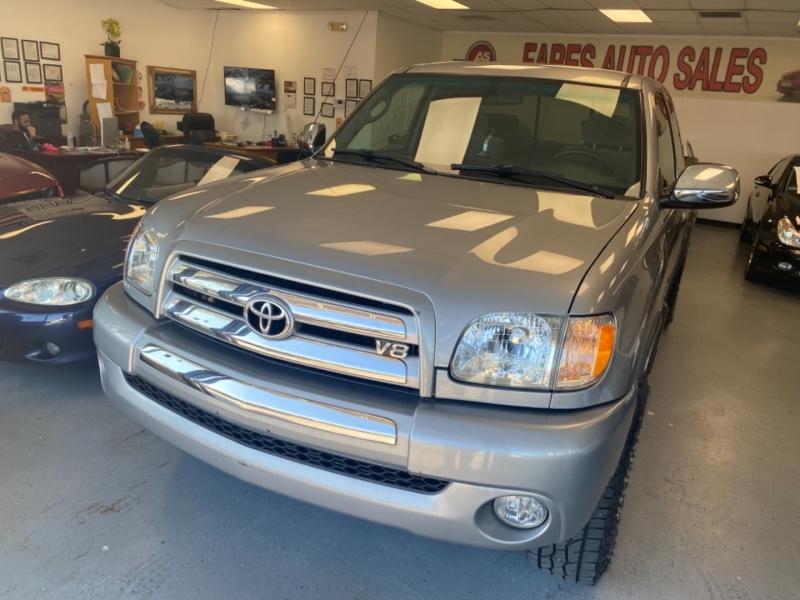 Toyota Tundra 2003 price $14,498