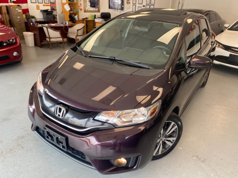 Honda Fit 2015 price $8,498