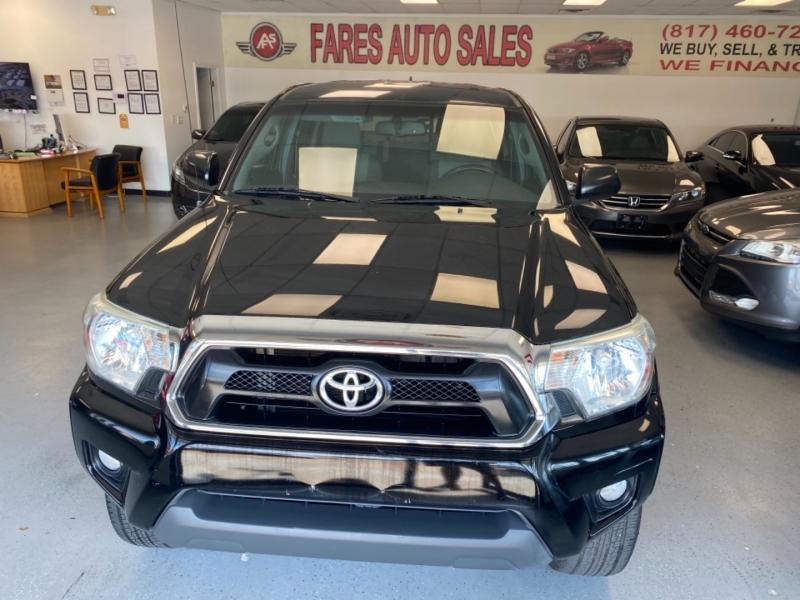 Toyota Tacoma 2013 price $25,998