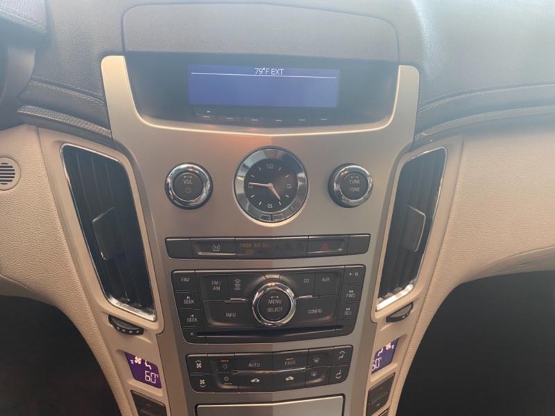 Cadillac CTS 2008 price $11,998