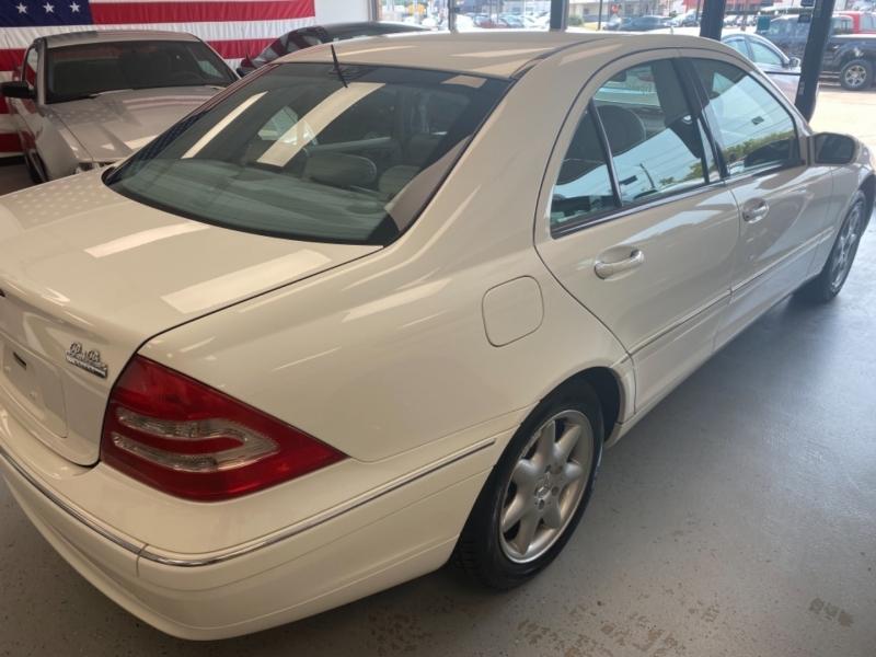 Mercedes-Benz C-Class 2002 price $8,498