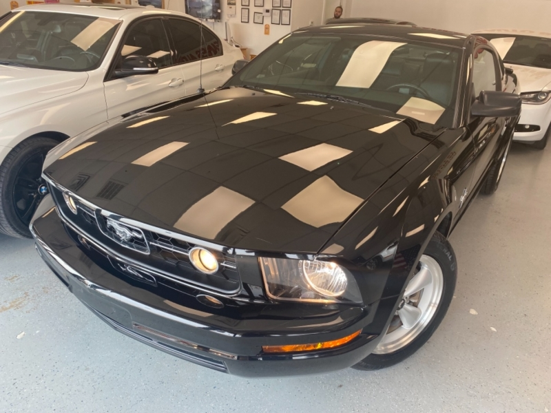 Ford Mustang 2007 price $11,498