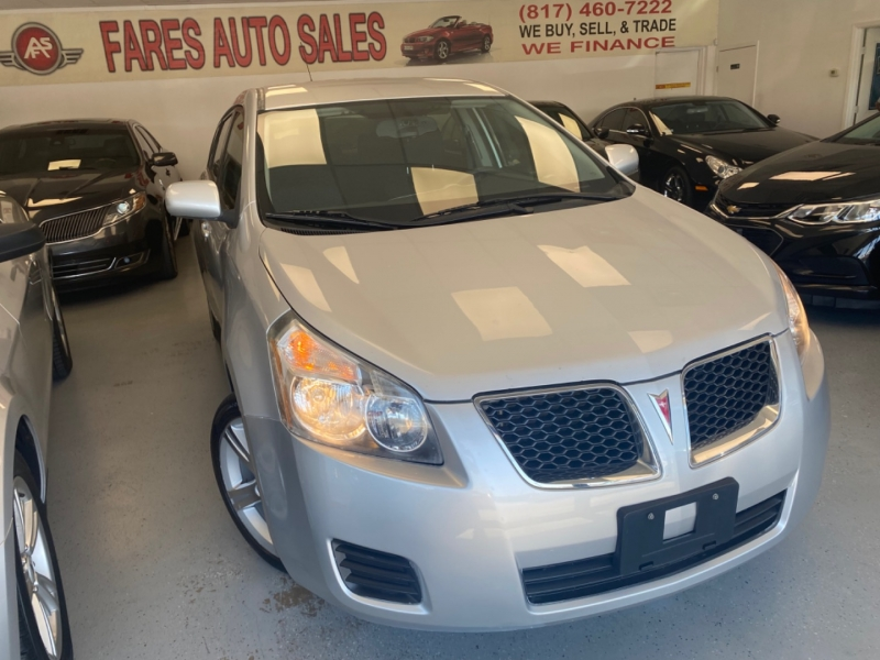 Pontiac Vibe 2010 price $8,498