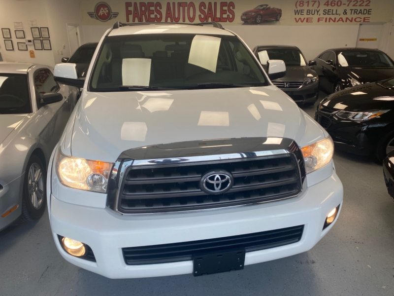 Toyota Sequoia 2008 price $18,498