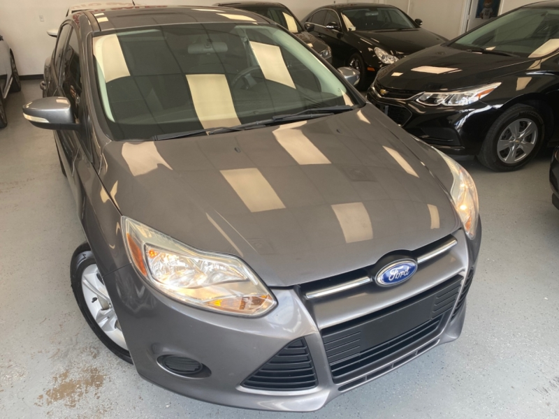 Ford Focus 2013 price $9,498