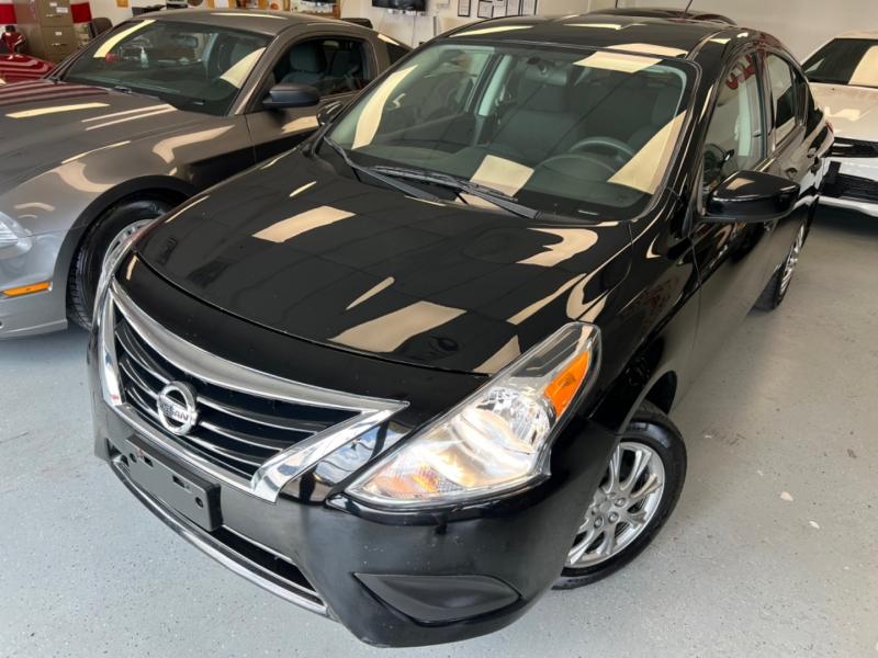 Nissan Versa Sedan 2018 price $10,998