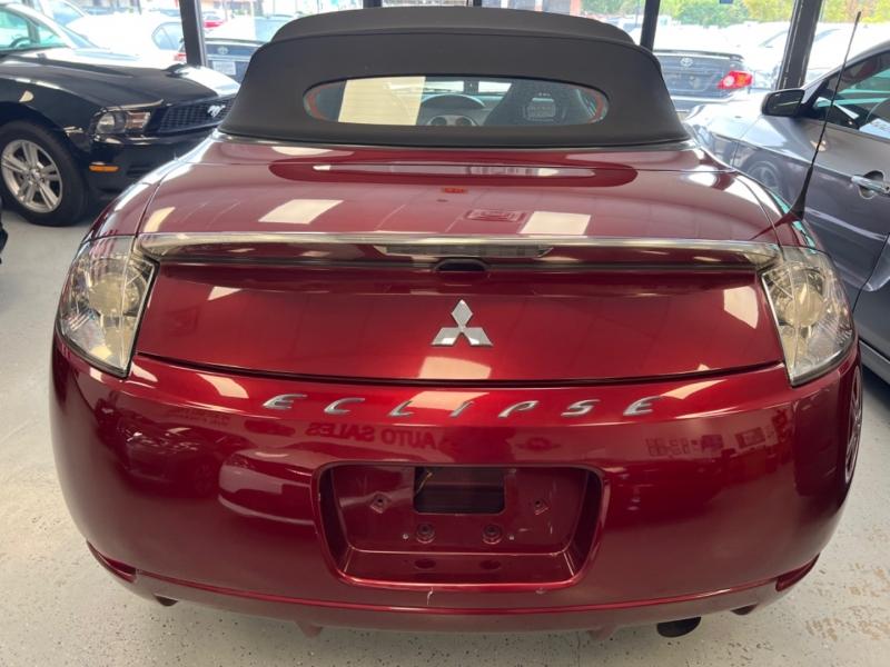 Mitsubishi Eclipse 2007 price $7,498