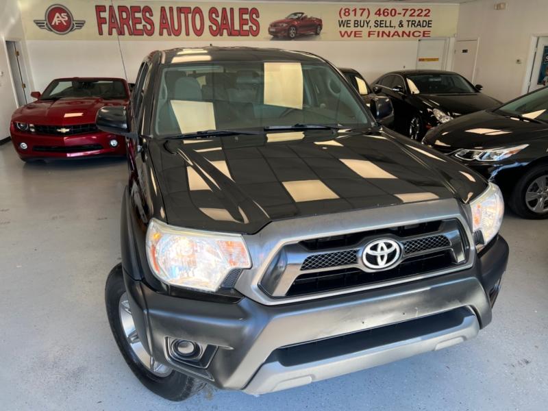 Toyota Tacoma 2012 price $18,498