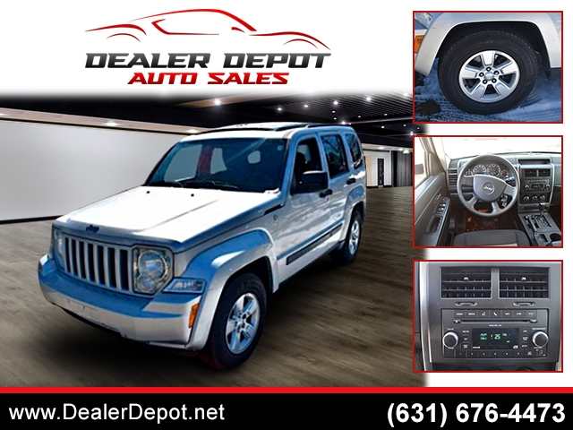 Jeep Liberty 2010 price $7,790
