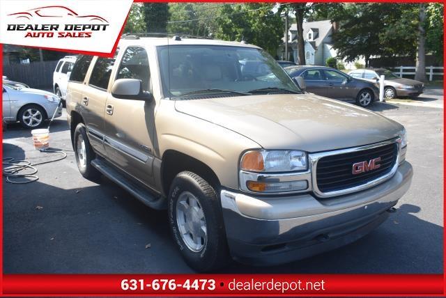 GMC Yukon 2005 price $6,990