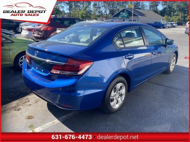 Honda Civic Sedan 2014 price $7,995