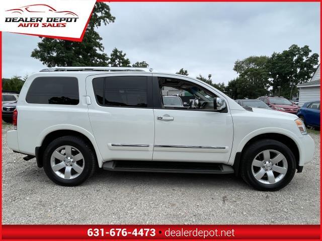 Nissan Armada 2013 price $17,495