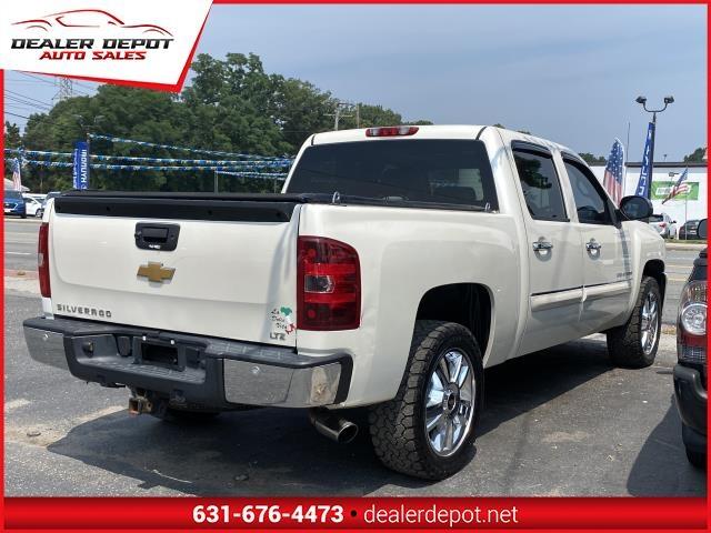 Chevrolet Silverado 1500 2012 price $13,995