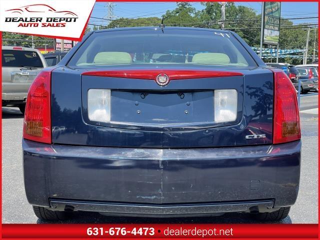 Cadillac CTS 2005 price $5,495