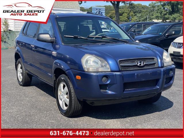 Hyundai Tucson 2007 price $4,995