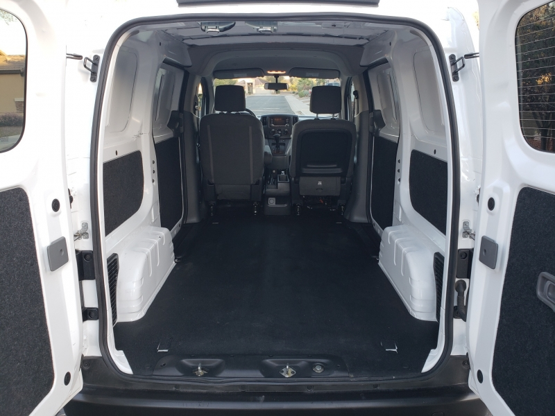 Nissan NV200 Compact Cargo 2019 price $14,979