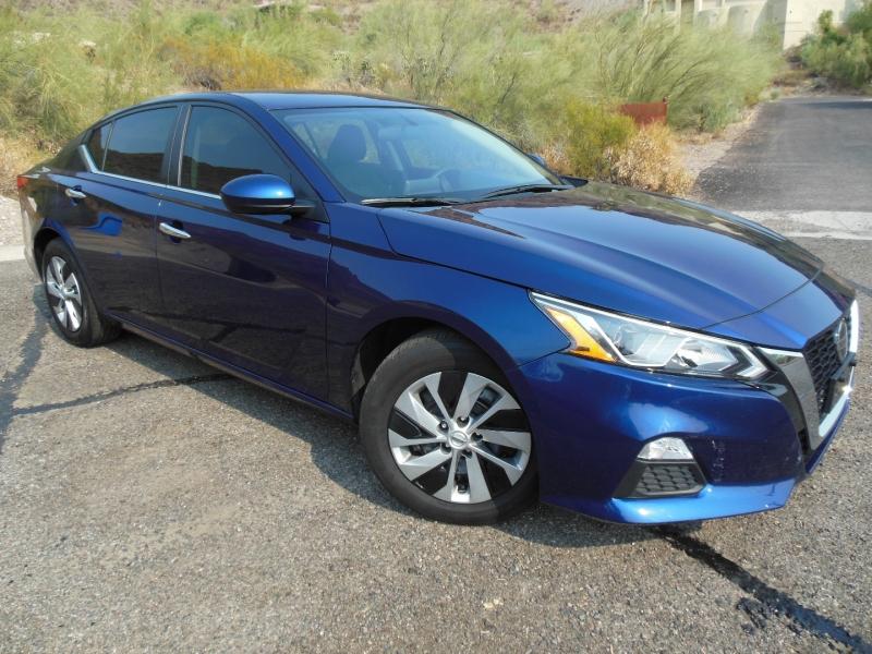 Nissan Altima 2020 price $19,979