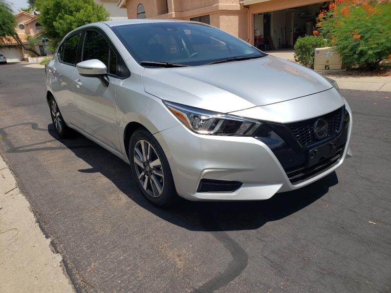 Nissan Versa Sedan 2020 price $17,979