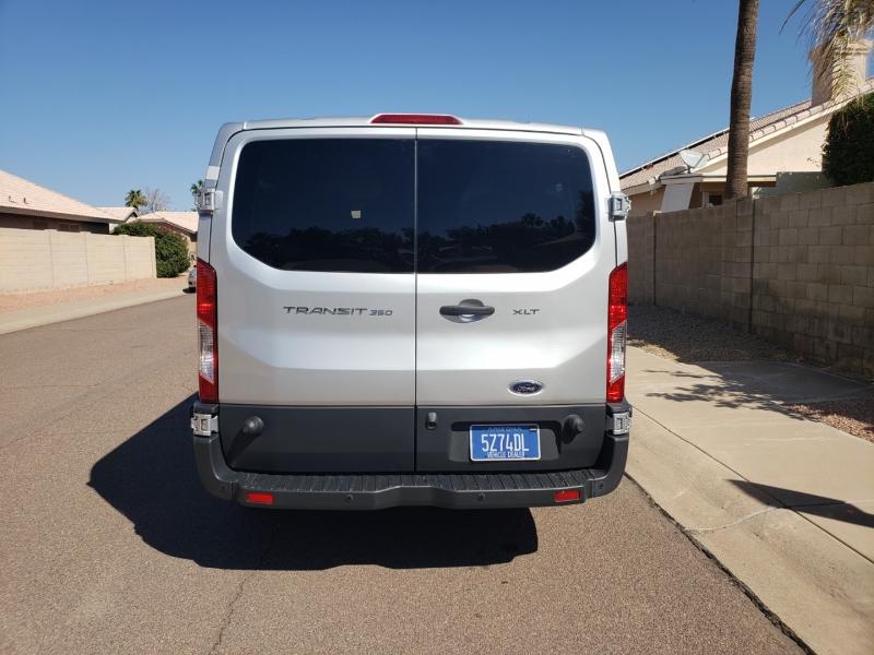 Ford Transit Wagon 2017 price $39,979