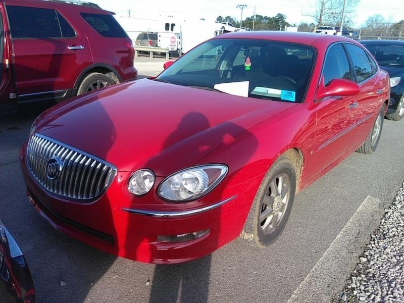Buick LaCrosse 2008 price $2,623
