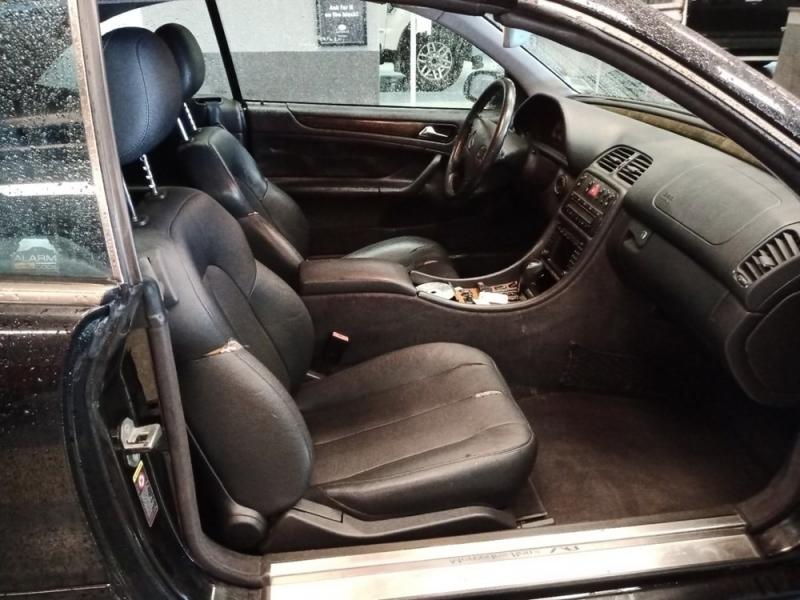Mercedes-Benz CLK-Class 2002 price $2,323
