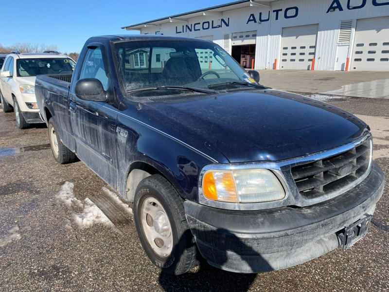 Ford F-150 2003 price $973