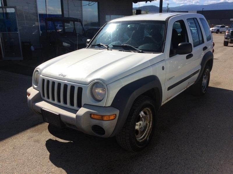 Jeep Liberty 2004 price $1,023
