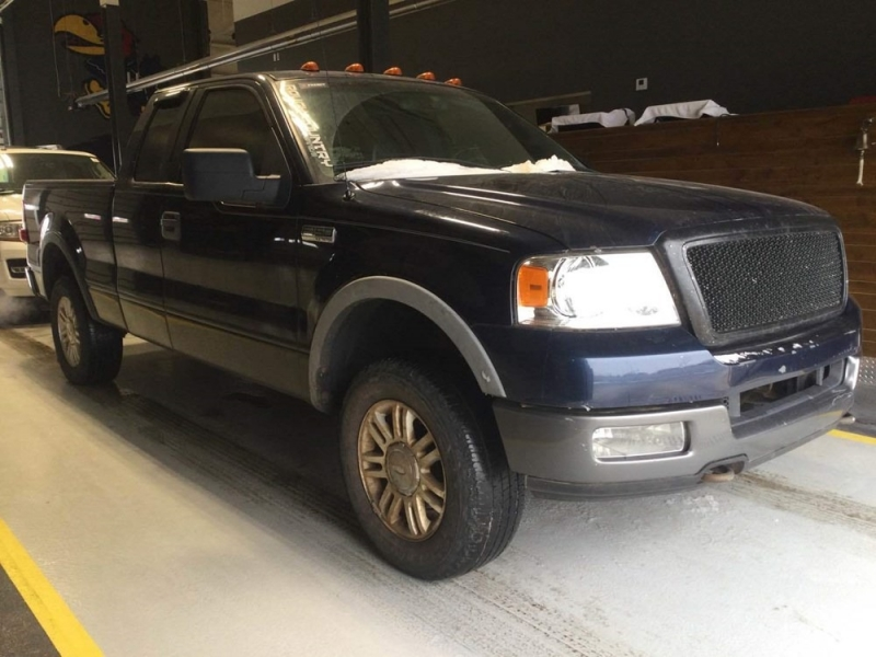Ford F-150 2005 price $1,288