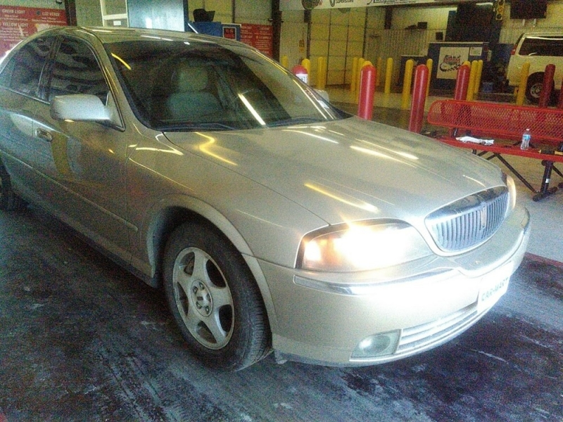 Lincoln LS 2005 price $1,773