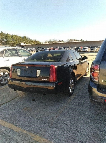 Cadillac STS 2005 price $2,198