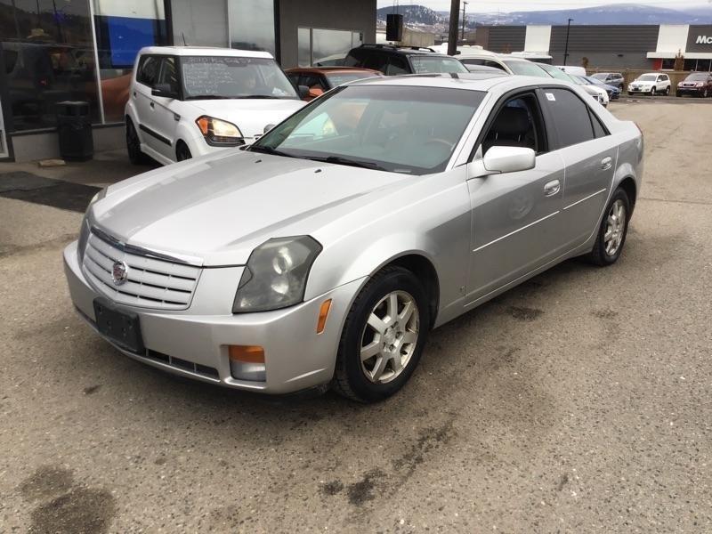 Cadillac CTS 2006 price $2,073