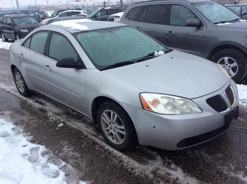 Pontiac G6 2006 price $1,173