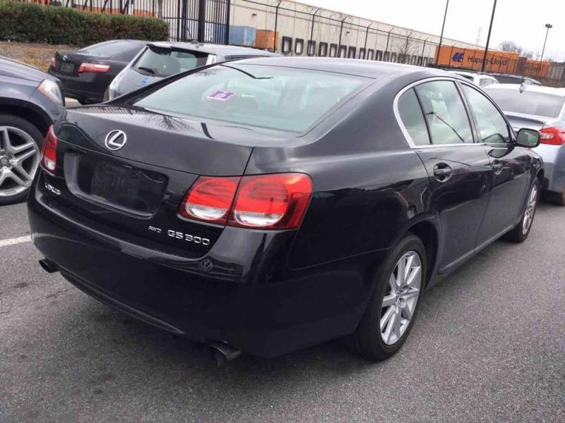 Lexus GS 300 2006 price $3,023