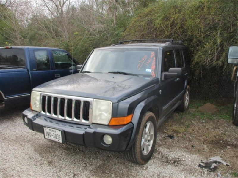 Jeep Commander 2007 price $986