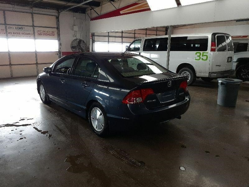 Honda Civic Hybrid 2008 price $1,098