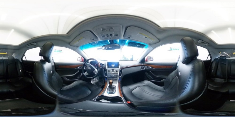 Cadillac CTS 2008 price $4,073