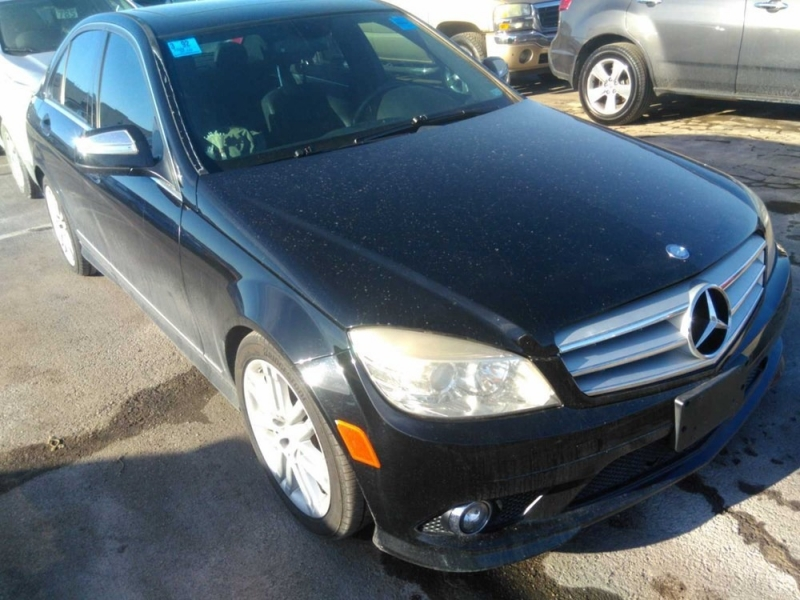 Mercedes-Benz C-Class 2009 price $3,873