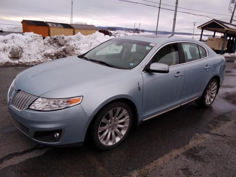 Lincoln MKS 2009 price $5,048