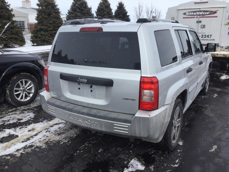 Jeep Patriot 2009 price $1,423