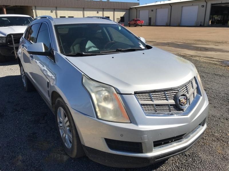 Cadillac SRX 2010 price $2,898