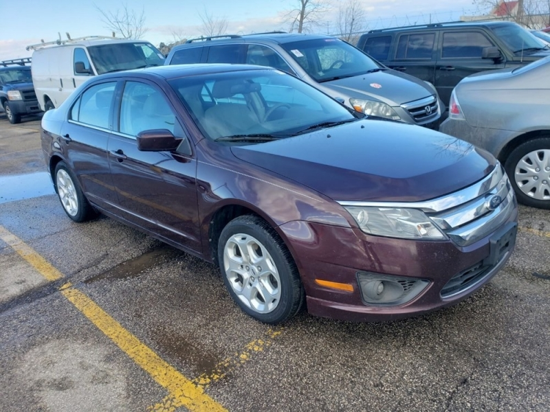 Ford Fusion 2011 price $2,248